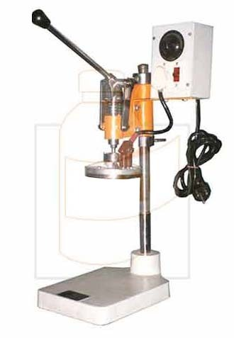 ALLUMINIUM HEAT SEALING MACHINE HAND OPERATED