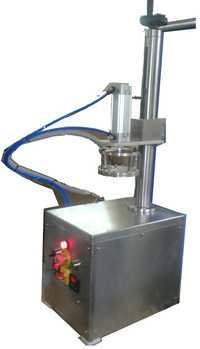 PNEUMATIC HEAT SEALING MACHINE