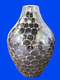 Thikri Glass Work Vases