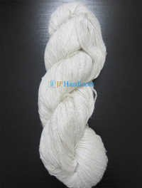 Throwster silk yarn
