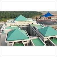 Prefabricated Skylight Roofing Structures