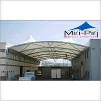 Tensile Membrane  Roof