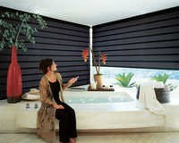 Designer Fabric Blinds