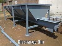 Discharge Bin