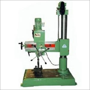 38mm cap Auto Feed Radial Drilling