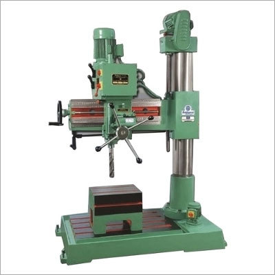 45mm cap All Gear Radial Drilling Machine