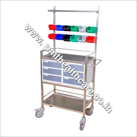 Medical Emergency Crash Carts