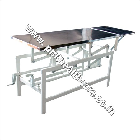 Manual Operation Theater Tables