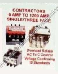 Contractors & AMP to 1200 AMP single three face