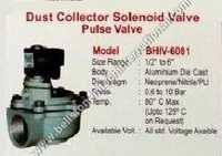 Dust collector solenoid valve pulse valve