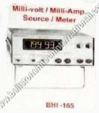 Milli volt milli Amp source meter