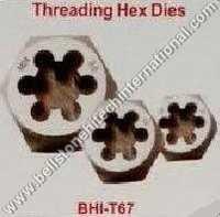 Threading hes dies