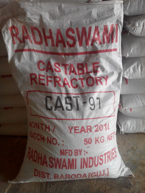 Industrial Insulating Castables Refractory