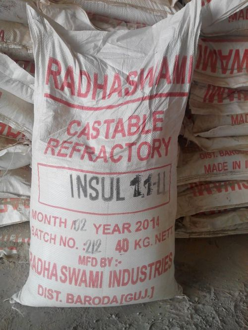 Insulating Castables Refractories
