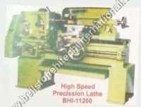high speed precision lathe