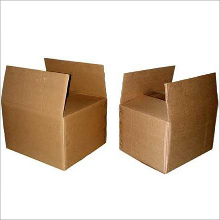 Industrial Packaging Corrugated Boxes