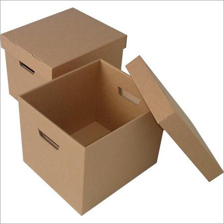Top Cover Corrugated Box