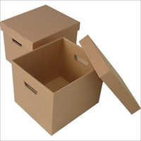 Top Cover Corrugated Box