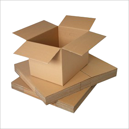 Double Wall Cardboard Corrugated Boxes