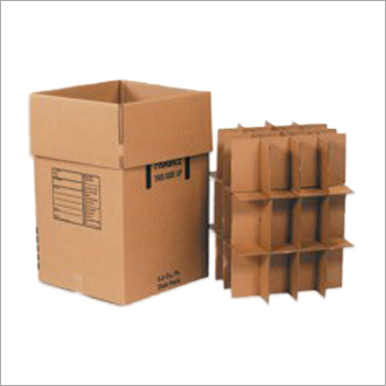 Boxes With Partition