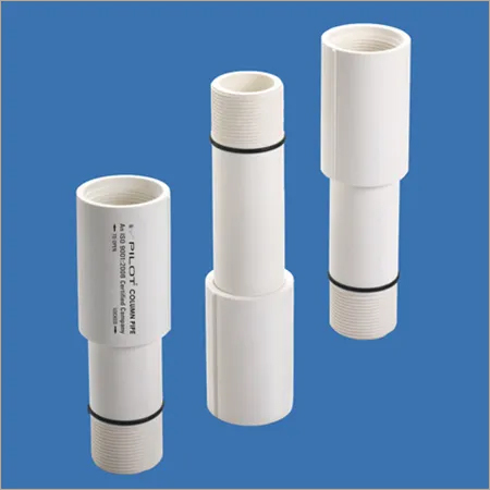 Upvc Column Pipes Export Quality