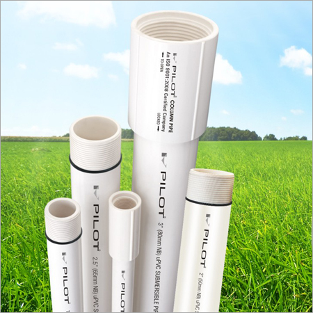 Agricultural Column Pipe