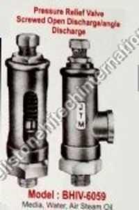 pressure relife valve