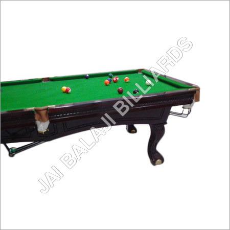Platinum Pool Table