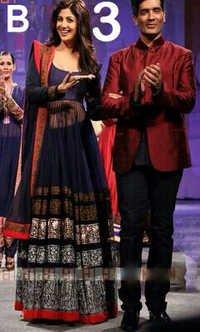 Salwar Suit Shilpa Shetty Style