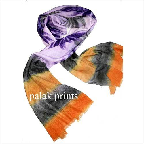Cotton Voile Hand Paint Scarves