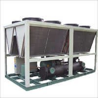 Single Compressor Air Cooled Screw Chiller