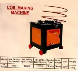 Coil Making Machine