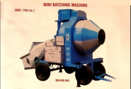 Mini Batching Machine