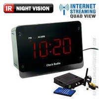 SPY NIGHT VISION TABLE CLOCK CAMERA IN DELHI INDIA