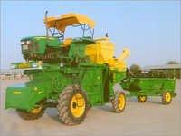 Vk 456 Trader Combine (4 Wheel Drive)