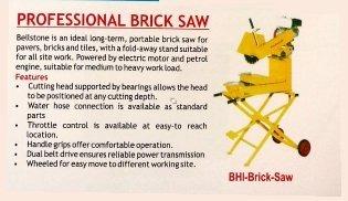 professional brick saw bhi-brick-saw