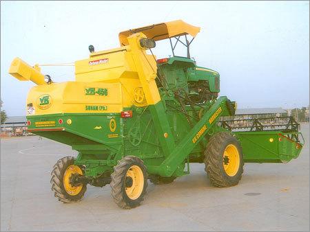Harvester Combine (4 Wheel drive)