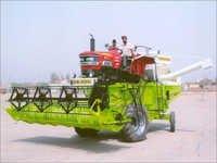 VK 456 Tractor Driven Combine Harvester