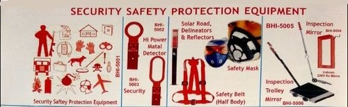 security safety protection equipment