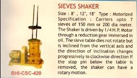 sives shaker
