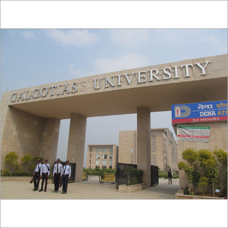 University Security Guard