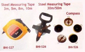 steel measuring tape