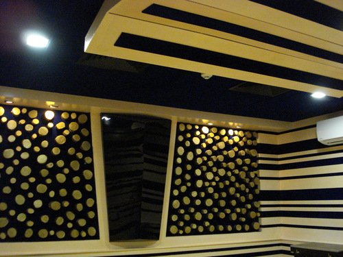 Audio Studio Wall Ceiling