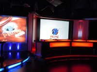 Turnkey Solution For TV News Channels Set