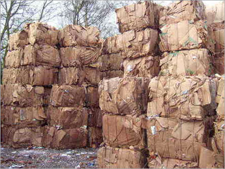 Waste Corrugated Paper