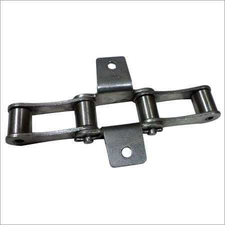 Steel Conveyor Chains For Food Processing