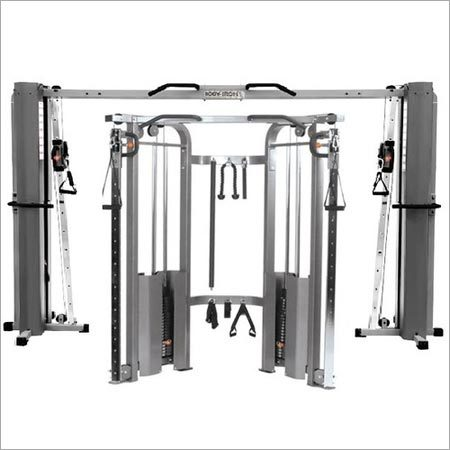 Cable Crossover Gym Equipment