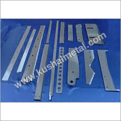 Cold Work Steel Shearing Knives