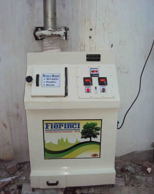Portable Electrical Incinerator