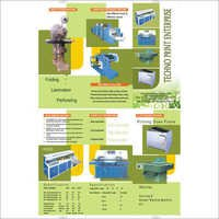 Machine Product Brochure